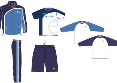 Uniformidad deportiva